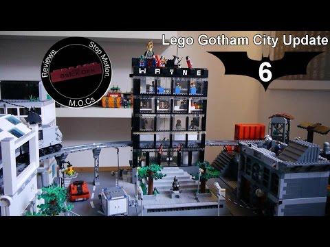 Lego Gotham City MOC update 6