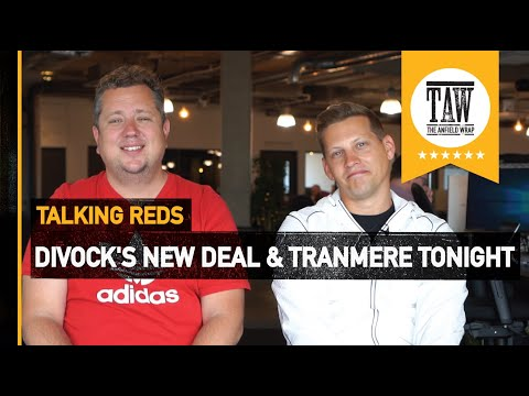 Divock&39;s New Deal & Tranmere Tonight  Talking Reds