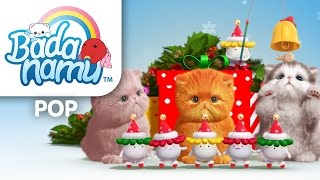 Kittens' Christmas l Nursery Rhymes & Kids Songs