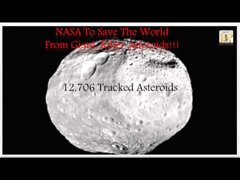 NASA To Save The World From Giant Killer Asteroids!!!