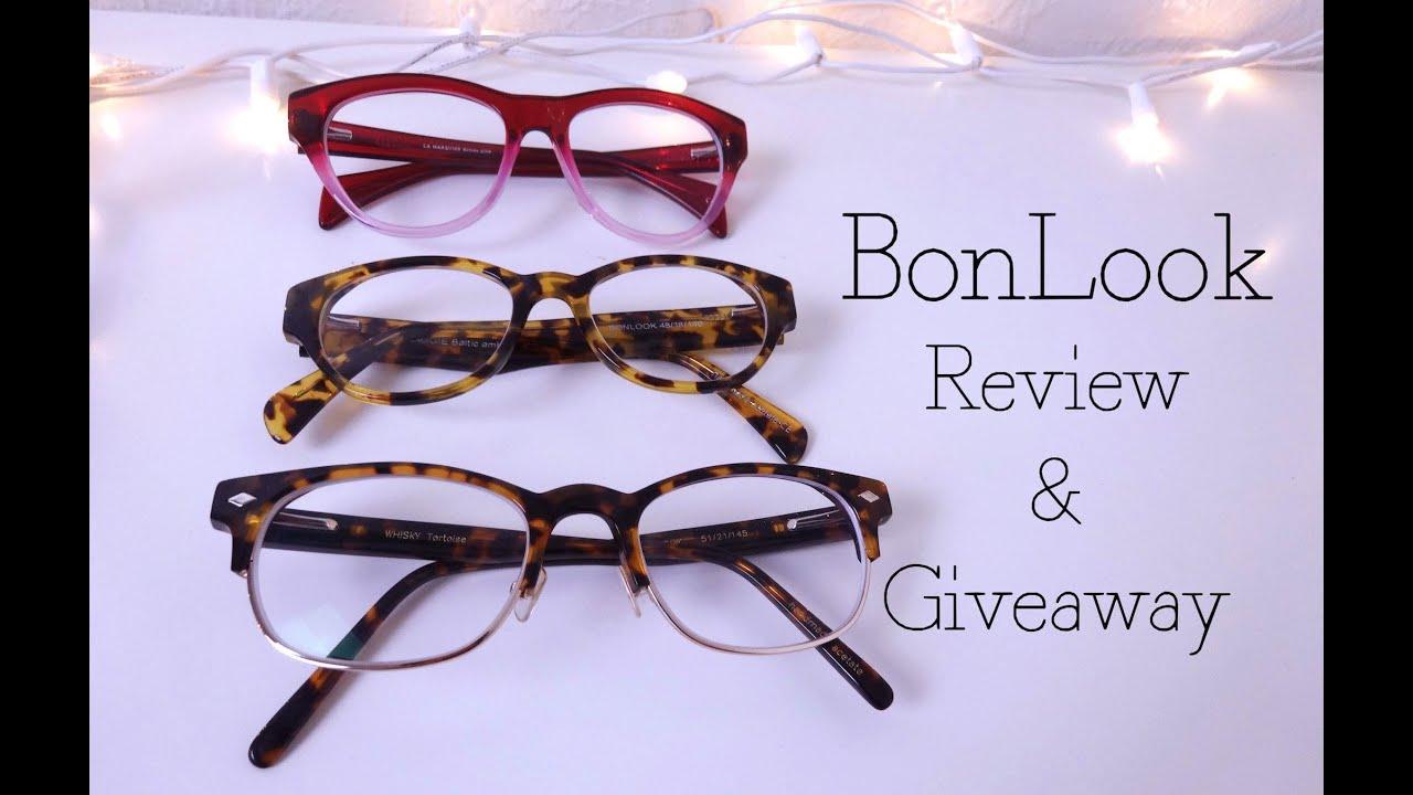a17a724d0e BonLook Review   Giveaway - YouTube