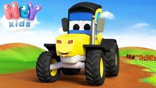 Traktor 🚜 Piosenki dla dzieci | HeyKids