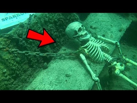 5 Bizarre Underwater Discoveries