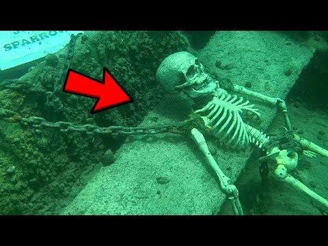 5 Bizarre Things Found Underwater Nobody Can Explain vol.2!