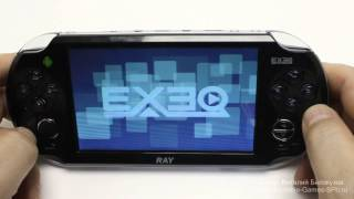 Exeq Ray - прошивка игровой приставки