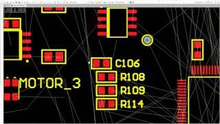 Tính năng sắp xếp linh kiện và vitual clearance trong Altium Designer 16