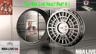 The Vault Series Nba Live 2006 Part # 1
