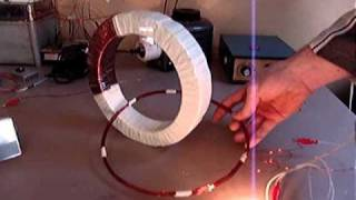 Large secondary loop transformer