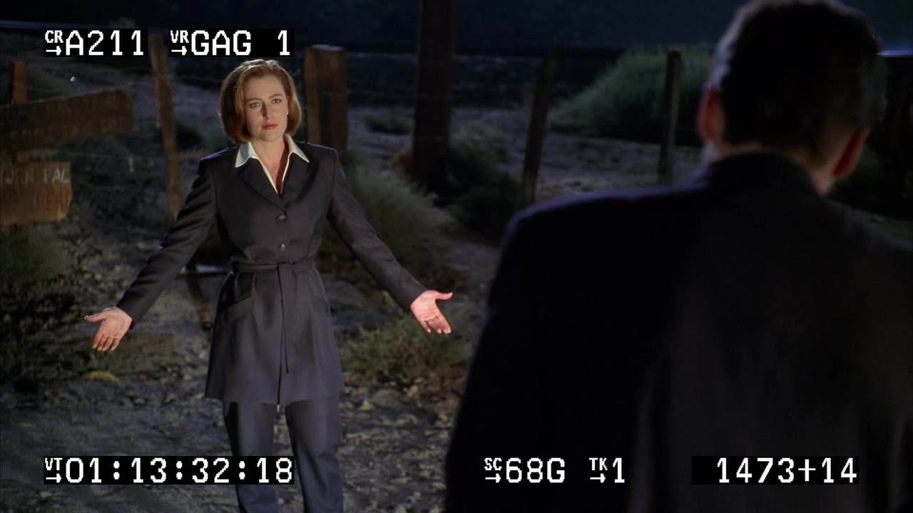 Download The X-Files: Fight the Future (Gag Reel)