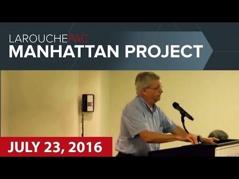 July 23, 2016 Manhattan Town Hall event with Will Wertz