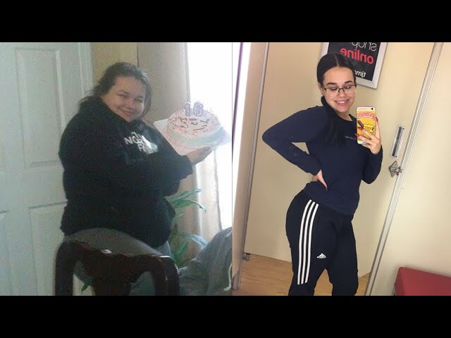 My weight loss journey, 50lbs down
