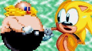 Sonic Mania Super Plus Hyper Edition! (Sonic Mania Plus Mods)
