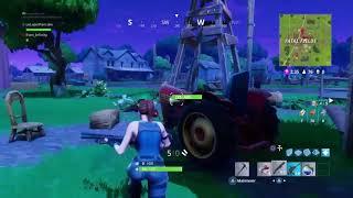 Fortnite Clip Fight #1 SHOOTGUN