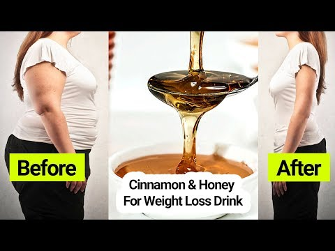 Cinnamon & Honey For Weight Loss Drink | 100% Results