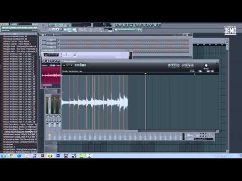 FL Studio - NEWTONE Time warping TUTORIAL