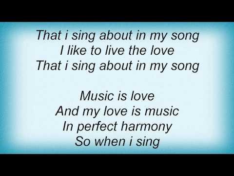 B.B. King - I Like To Live The Love Lyrics_1
