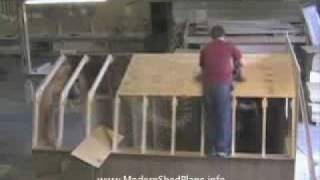 How to Build a Shed - Free Step by Step Instructions
