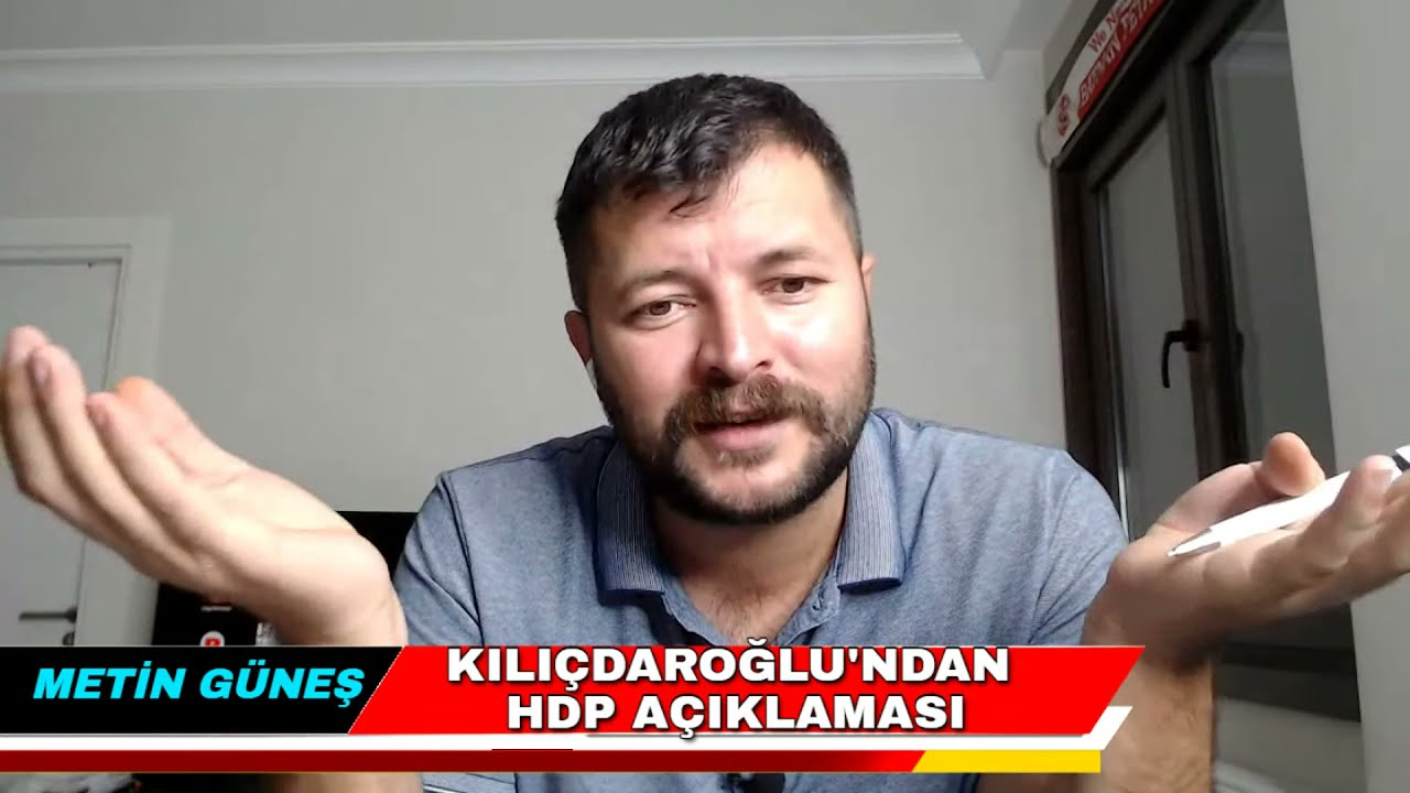 HDP TARTIŞMASI DEVAM EDİYOR