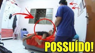 TROLLEI MINHA TIA FINGINDO ESTAR POSSUÍDO † (Sexta Feira 13) thumbnail
