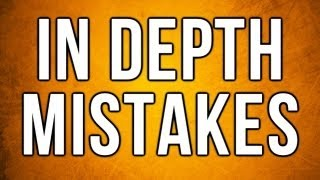 Black Ops 2 In Depth - Mistakes (on Wired vs. Wireless Controllers video)