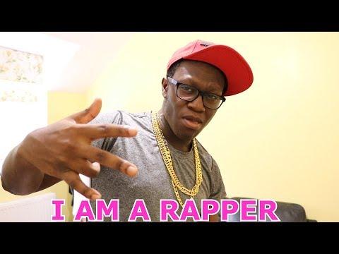 I AM A RAPPER