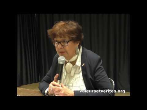 Conférence de Marion SIGAUT : « Révolution sexuelle et pédophilie »