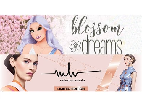 "Essence ""Blossom Dreams"" & Catrice ""Marina Hoermanseder"" Collections"