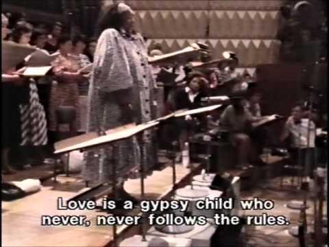 Jessye Norman sings Carmen - Habanera
