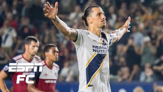 Zlatan39s departure leaves MLS without a star who can grab headlines - Hislop  Major League Soccer