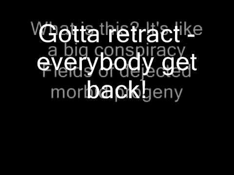 Slipknot   New Abortion Lyrics