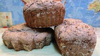 Ароматная 🍮 буханка или домашний хлеб на закваске. Bread home.