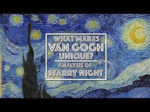 Starry Night Analysis | What makes van Gogh unique? (Video Essay)