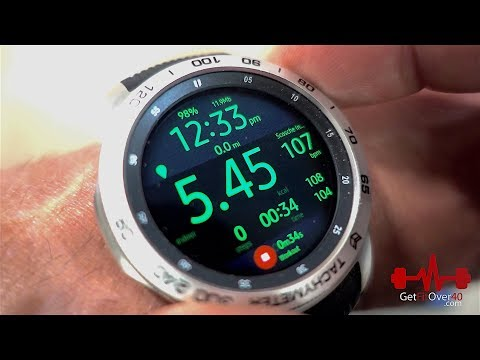 How To Connect An External BT Heart Rate Monitor To Your Samsung Gear Or Galaxy Watch