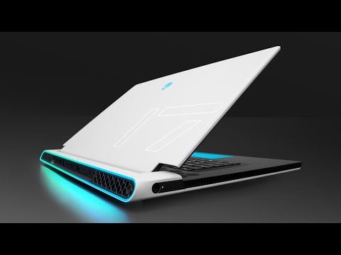 Alienware X17 Review - New EVERYTHING!