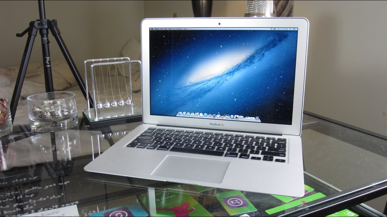 Mid 2012 Macbook Air Review 13 Inch Youtube