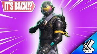"""THE RETURN OF """"EXCLUSIVE SKINS"""" to Fortnite Battle Royale"""