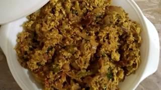 Pagena /anda bhujiya Ramzan mubarak recipe. Maria,s kitchen