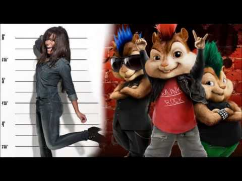 Amel Bent - Délit | Chipmunks Version