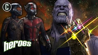 How Much Will 'Avengers: Infinity War' Affect 'Ant-Man and the Wasp'? - Heroes