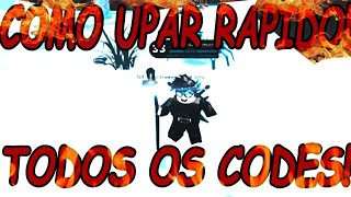 HOW to UPAR RAPIDO and ALL Wizard Simulator CODES-ROBLOX