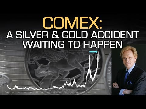 COMEX Is A Silver & Gold Accident Waiting To Happen - Mike Maloney