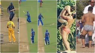 🏏 vs 🤼 • cricket vs wrestling and the winner is ??