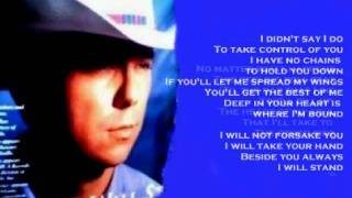 Watch Kenny Chesney I Will Stand video