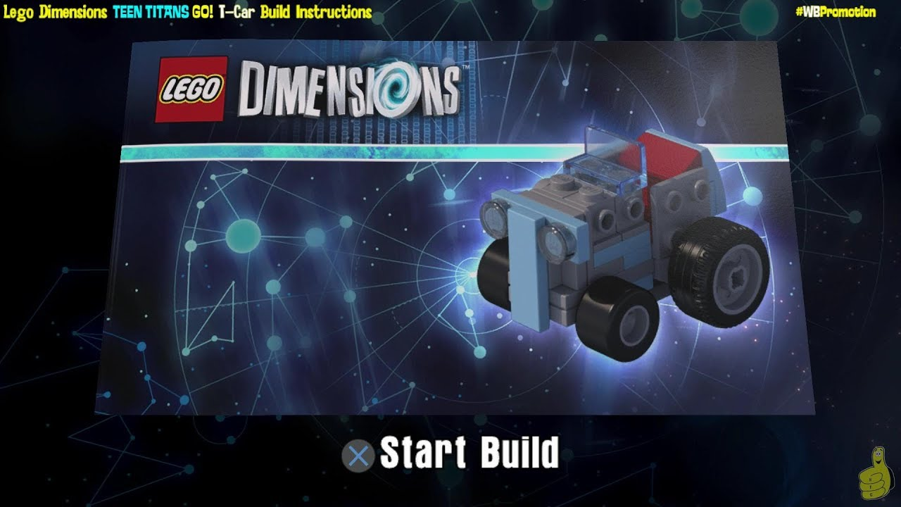 lego dimensions 71255 instructions