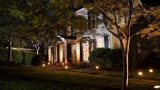 How to Install Landscaping Lighting