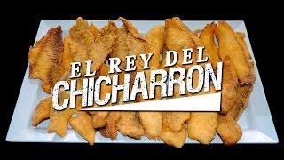 30 Fish Chicharrones Challenge in 5 Minutes??