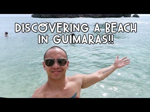 DISCOVERING A HIDDEN BEACH (GUIMARAS, PHILIPPINES) | Vlog #89