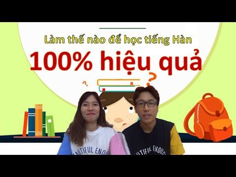 Phương pháp học tiếng Hàn hiệu quả_[IKATV]