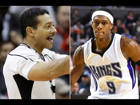 """NBA Player Suspended for Calling Gay Referee """"F-ing Faggot"""""""