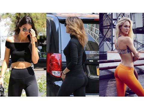 Top 10 Hottest Pics Of Celebs In Yoga Pants thumbnail